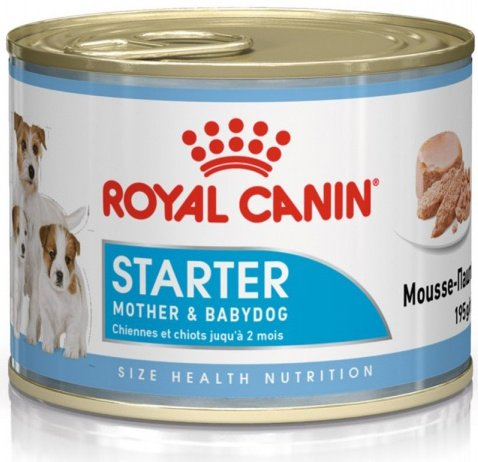 Royal Canin Starter Mousse (MOTHER & BABYDOG) 195 гр